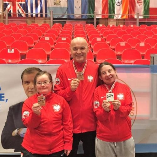 VIII Mistrzostwa Świata Para Taekwondo - w konkurencji poomsae 3 medale !!!