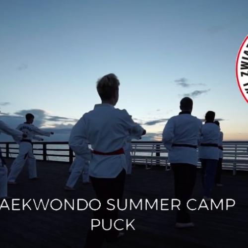 Taekwondo Summer Camp – Puck