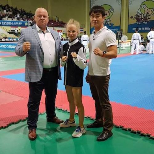 World Taekwondo Hanmadang 2019 w Pyongchang, Korea