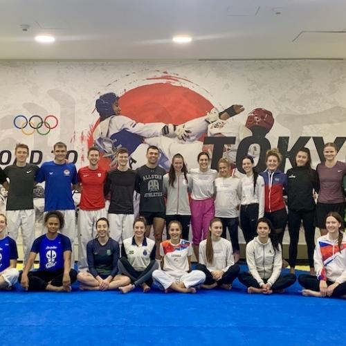 Zgrupowanie międzynarodowe w Belgradzie